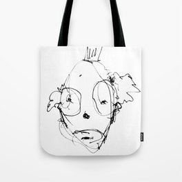 Clowns in Crowns #7 Tote Bag