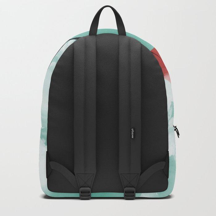 Dachshund chute Backpack