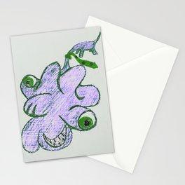 Necktie Monster Stationery Cards