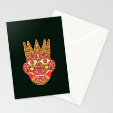 The Psychedelic Daemon I Stationery Cards