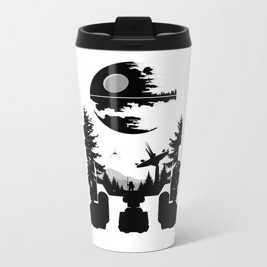 The Dark Side Metal Travel Mug