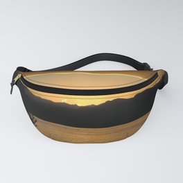 Lake of Gold Fanny Pack