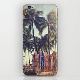 Classic Hawaii iPhone Skin