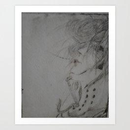 Brace  Art Print