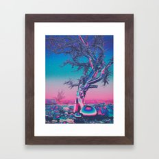 CRHOMETRE (everyday 06.04.16) Framed Art Print