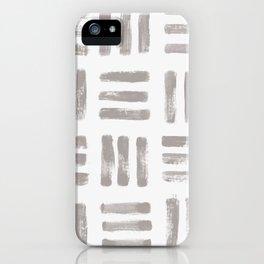 imprint 2 iPhone Case