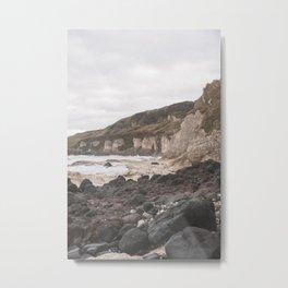 Whiterocks of Portrush Ireland Metal Print