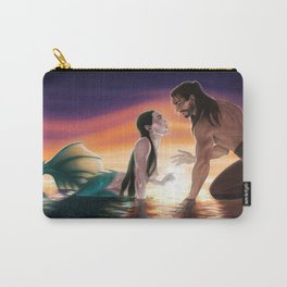 Bride of the Sea Carry-All Pouch