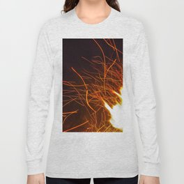 Sparks of Fire Long Sleeve T-shirt