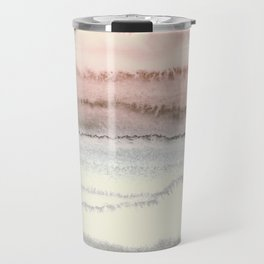 WITHIN THE TIDES - SNOW ON THE BEACH Travel Mug