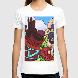 Arizona Sugar Skull T-shirt