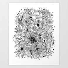 MOSTLY HARMLESS Art Print
