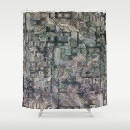 Pattern 2 Shower Curtain