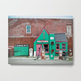 Commerce Metal Print