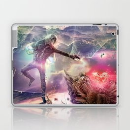 The Heart of Darkness Laptop & iPad Skin