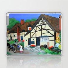 Old Village  Laptop & iPad Skin