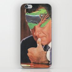 Internal Conflict iPhone Skin