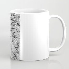 Pin in a Hairstack Coffee Mug