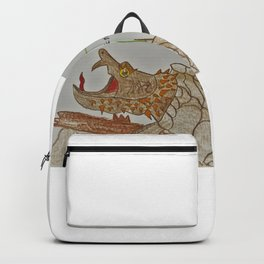 Alligator Snapping Turtle Backpack