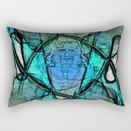 Anything At Hand - Discard Rectangular Pillow