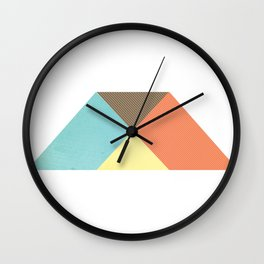 You don't have to say anything at all Wall Clock