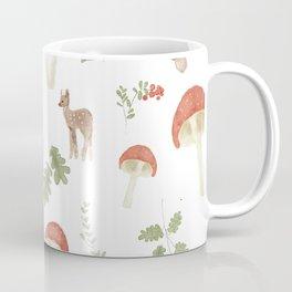 Forest Dream Pattern Coffee Mug