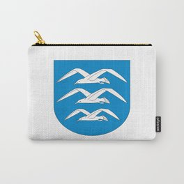 flag of Haugesund Carry-All Pouch