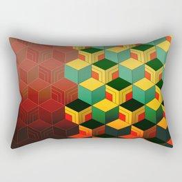tomioka giyuu pattern Rectangular Pillow