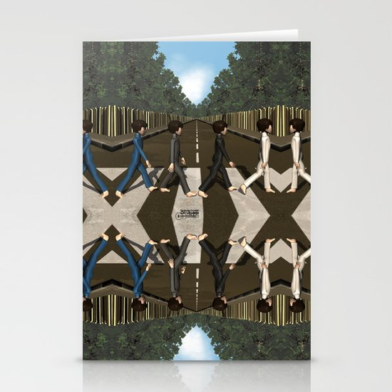 Abbey Road Stationery Cards