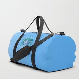 Under the Button Fern Duffle Bag
