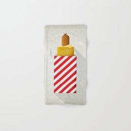 French Hotdog Hand & Bath Towel