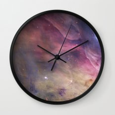 Gundam Retro Space 2 - No text Wall Clock