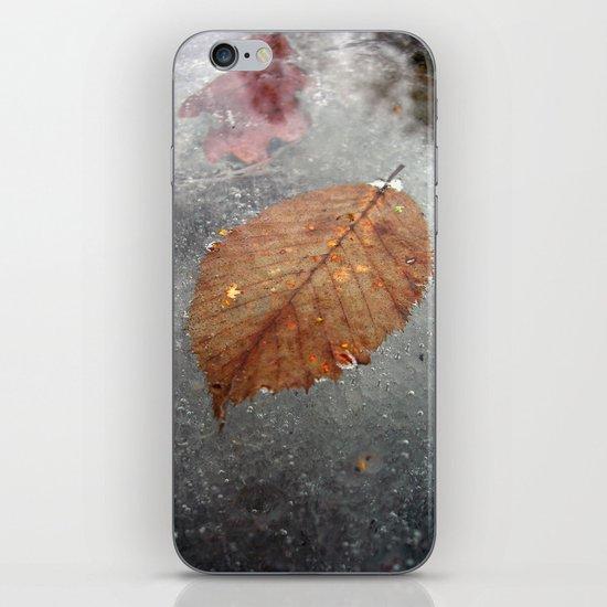 cold winter III iPhone & iPod Skin
