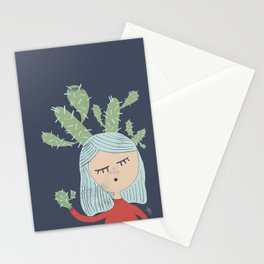 Invisible oppression Stationery Cards