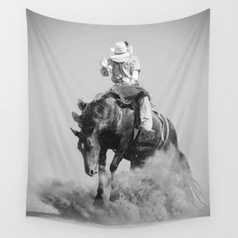Rodeo Lifestyle Wall Tapestry