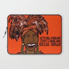 La Reina Celia Cruz Laptop Sleeve