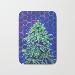 Purple Kush Bath Mat