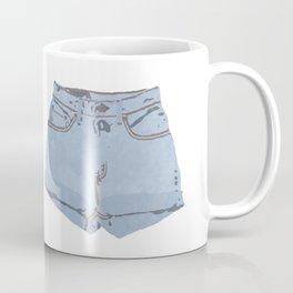 She Wears Short Shorts Coffee Mug