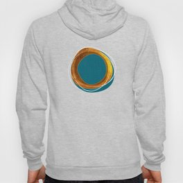 Solar Eclipse MCM Gold-Blue Hoody