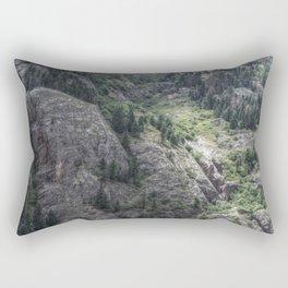 The Way Down 01 Rectangular Pillow