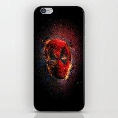 Dead Pool iPhone & iPod Skin