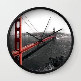 The Span Wall Clock