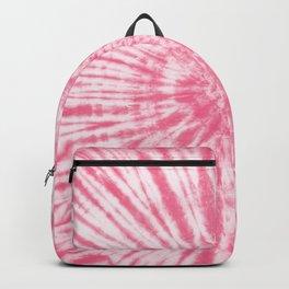 tye dye 10 (pink) Backpack