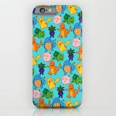 Gotta Catch 'Em All Slim Case iPhone 6s