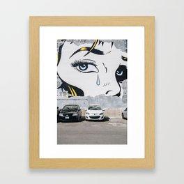 MONTREAL 3 Framed Art Print