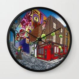 Dublin & Proud Wall Clock