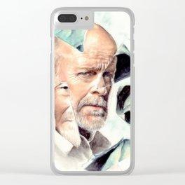 Unbreakable hero Clear iPhone Case