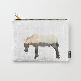Przewalski horse Carry-All Pouch