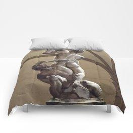 Amazing naked bodies Comforters
