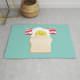 Morning Breakfast Rug